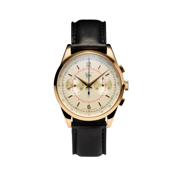 LE MANS 1952 Chronograph Automatic Yellow Gold