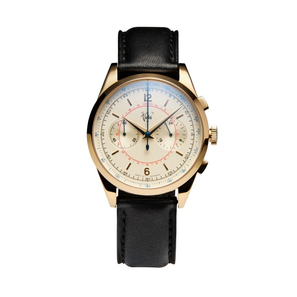 LE MANS 1952 Chronograph Quartz Yellow Gold